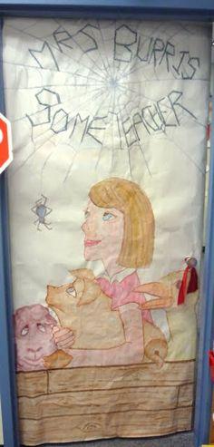 Crafty Sisters: Teacher Door Decorations