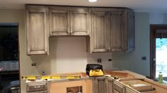 New cabinets installed 8/20.