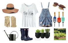 """Garden "" by jem199914 on Polyvore featuring moda, Isadora, WithChic, Reiss, STS Ranchwear, Hunter, Authentics, Galzone y Improvements"
