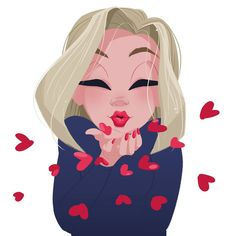 Картинка с тегом «kiss, love, and girl»