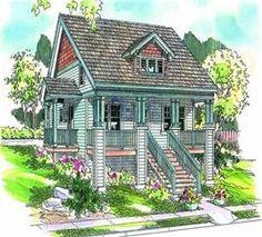 House Plan #108-1043