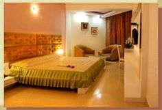 Best Hotels in Dehradun: Hotel Padmini is luxury 4 star hotels, which offers deluxe rooms, bar,non veg food  and spa near railway station and jollygrant airport in Dehradun