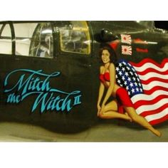bomber nose art WWII