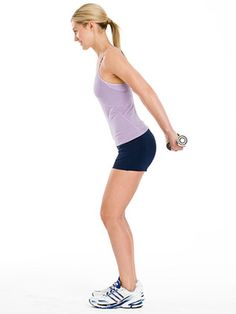 Try this quick arm-toning workout to learn how to tone your arms more efficiently. Celebrity trainer Tracy Anderson designed these arm-toning exercises, which include arm circles, for upper arm exercises that work for every fitness level. Body Fitness, Fitness Video, Fitness Tips, Fitness Motivation, Cycling Motivation, Arm Workout With Bands, Band Workouts, Toning Workouts, At Home Workouts
