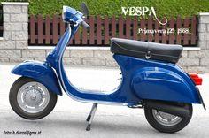 Vespa Primavera 125 1968