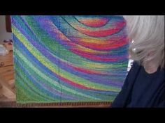 Thoma Ewen - Tapestry Artist (1) - YouTube