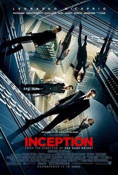 Inception (2010) -  Cristopher Nolan