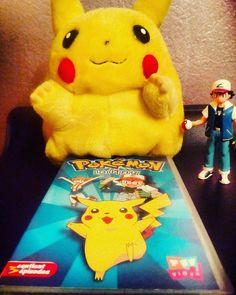 On instagram by mamoutchoun #gameboy #microhobbit (o) http://ift.tt/1pWteB0 #ashketchum #pikachu #pokemon #pokemontcg #pokemonfan #pokemontrainer #old #oldschool #begins #1998 #collection #figure #plush #ash #pokemon20 #game #gaming #nintendo #ninstagram #nintendofan #geek #geeklife #kawaii #japan