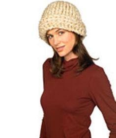 Crochet Reversible Hat