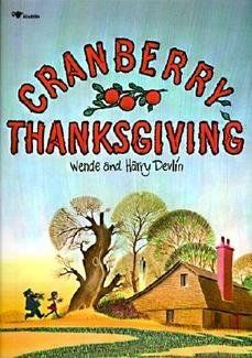 Five in a Row Learning Resources for Cranberry Thanksgiving