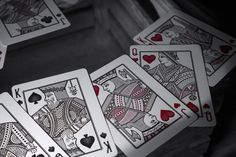 Win a Set of Contraband Playing Cards from theory11 | Giveaway