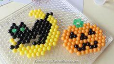 chat-noir-et-citrouille-perles-modeles-aquabeads