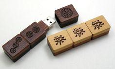 16GB Mahjong USB Drive