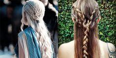 I capelli come Daenerys Targaryen: 14 ispirazioni per trecce da regina -cosmopolitan.it