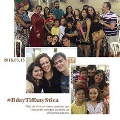 Queridos do  Amigos maravilhosos!  #famíliastica #shiraishis #bdayTiffanyStica #amigosdocoração #Maecomfilhos