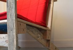 Recycled Pallet Armchair Wooden Pallets
