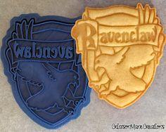Harry Potter Hogwarts Ravenklauw Crest door CrimsonManeCreations