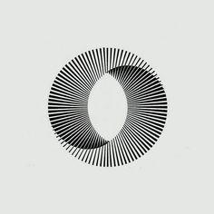 Benno Wissing – Oculenti, 1971 Ritmo con lineas