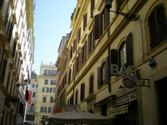 Streets of Rome :)