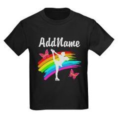 Personalized Figure Skating Tees and gifts from http://www.cafepress.com/sportsstar.1031969995 #Ilovefigureskating #Iceprincess #Figureskater #IceQueen #Iceskate #Skatinggifts #Iloveskating #Borntoskate #Figureskatinggifts