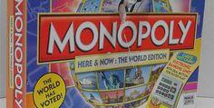 Η ΑΘΗΝΑ ΑΝΑΜΕΣΑ ΣΤΙΣ ΠΟΛΕΙΣ ΤΗΣ ΥΦΗΛΙΟΥ ΠΟΥ ΕΠΕΛΕΞΑΝ ΟΙ FANS ΓΙΑ ΤΟ ΠΑΙΧΝΙΔΙ MONOPOLY Business Travel, Monopoly, Tourism, The Unit, Cards, Turismo, Maps, Playing Cards, Travel
