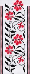 Cross-stitch pattern (folk)
