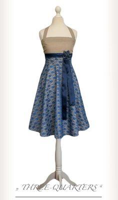 Gorgeous - * Maggie * Kleid mit Spitze von three-quarters auf DaWanda.com