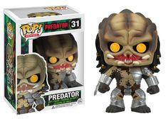 Predator POP! #Movies #Predator #Funko #Funkopop