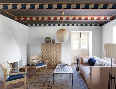 Hotel in Valenca Do Douro, Viseu Portugal - photo by Pierre Yovanovitch, Interior, Minimalist Living Room, Home Decor, House Interior, Interior Architect, Interior Design, Hotels Design, Japanese Home Decor