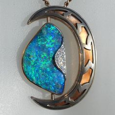 2008 Winner of the Queensland Boulder Opal Awards