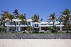 Oceanique Villas in Mui Ne, Vietnam | semi-detached sea front villas | designed by MM++ architects #architecture #interior_design #villas #summerhouse #ek_magazine