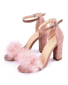35d9bb4d0e9 Gisella Fluffed Up Heels Keep your style chic with our gorgeous Gisella  Fluffed Up Heels.