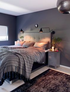 amazing bedroom renovation as well as remodel must dos Home Staging, Interior Design Elements, Awesome Bedrooms, White Decor, Home Decor Bedroom, Home And Living, Interior Decorating, Furniture, Green Decoration