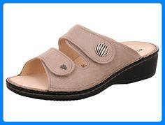 Finn Comfort 82540-493051 Größe 41 Beige (Sand) - Clogs für frauen (*Partner-Link)