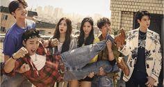 Carefree twentysomethings of idol variety-drama The Best Hit » Dramabeans Korean drama recaps