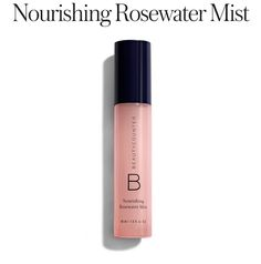 How to make your make-up last! I love the Nourishing Rosewater Mist!  Wake up your complexion with our skin-softening toning spray.  Made with organic rose essence purified water and moisturizing sodium hyaluronate.  Spritz it on to set makeup or whenever your skin needs an instant pick-me-up.  S T O R Y: I was at an outside wedding this summer and it was very hot and humid. I felt bad for so many women because their make-up was just not staying on in that kind of weather! Thanks to…