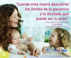 15 frases de amor de madre | Blog de BabyCenter