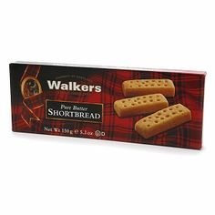 I'm learning all about Walkers Shortbread Pure Butter Shortbread at @Influenster!