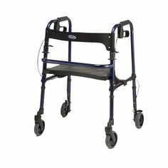 Invacare Rollite Rollator by Invacare. $185.14. Claflin Medical Equipment SHIPS this item FREE; Available item lead time: 1 -2 business days, others 2 - 10 business days. Invacare Rollite Rollator