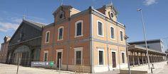 Estación de Tren ADIF en Cádiz. #patrimonioindustrial