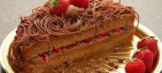 Resultado de imagem para receita de bolos recheados
