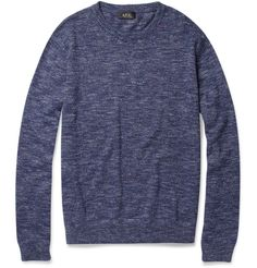 I'm nothing without a plain gray sweatshirt.