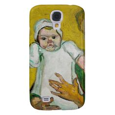 Madame Roulin with Baby by Vincent Van Gogh HTC Vivid Cover