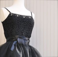 The Venetian Lace lined camisole. Dress it up or down. In white or black. Wear with jeans or tutu. $45 @TutusChic etsy
