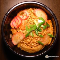 #1124: Samyang Foods Ganjjampong | The Ramen Rater