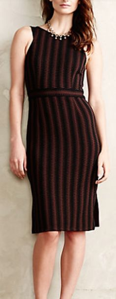 pretty striped midi dress #anthrofave http://rstyle.me/n/sxtq6r9te