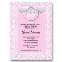 baby shower: baby shower girl invitation wording to make your, Baby shower invitations
