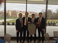 Congrats to the winners of the CBIZ case competition from The University of Kansas!