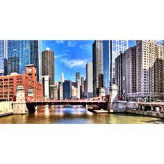 Chicago river #chicago