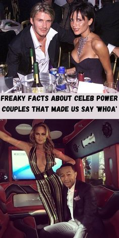 We all relish a juicy romance, and we hope one day we will have our own tales. #Freaky #Facts #Celeb #Couples #Whoa